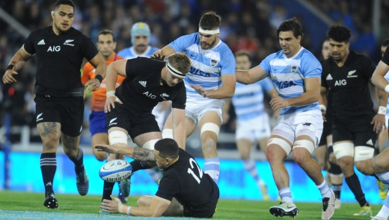 rugby championship Pumas vs All Blacks